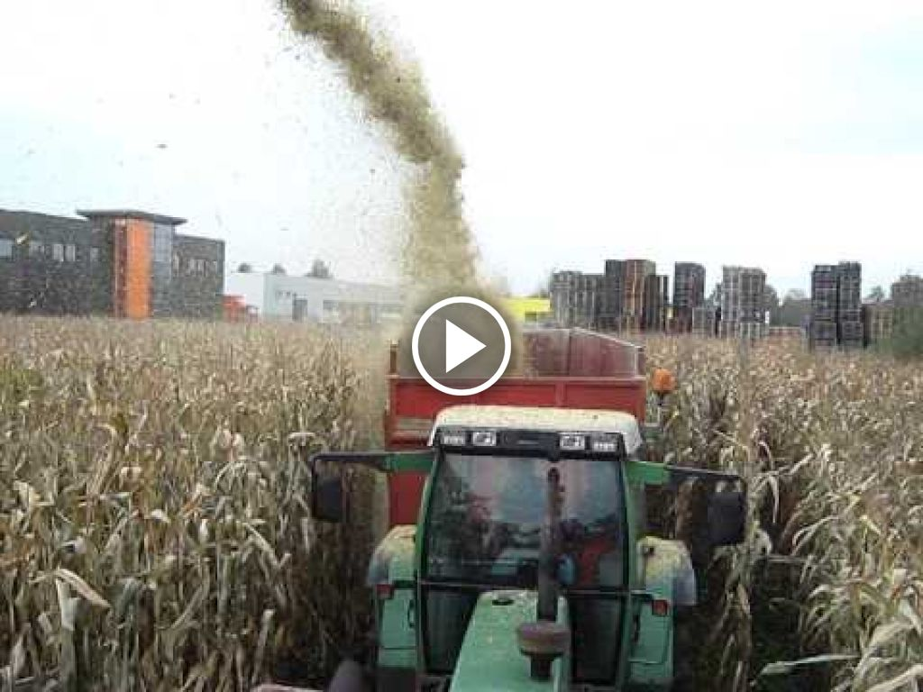 Wideo Fendt 308 Holland Farmer