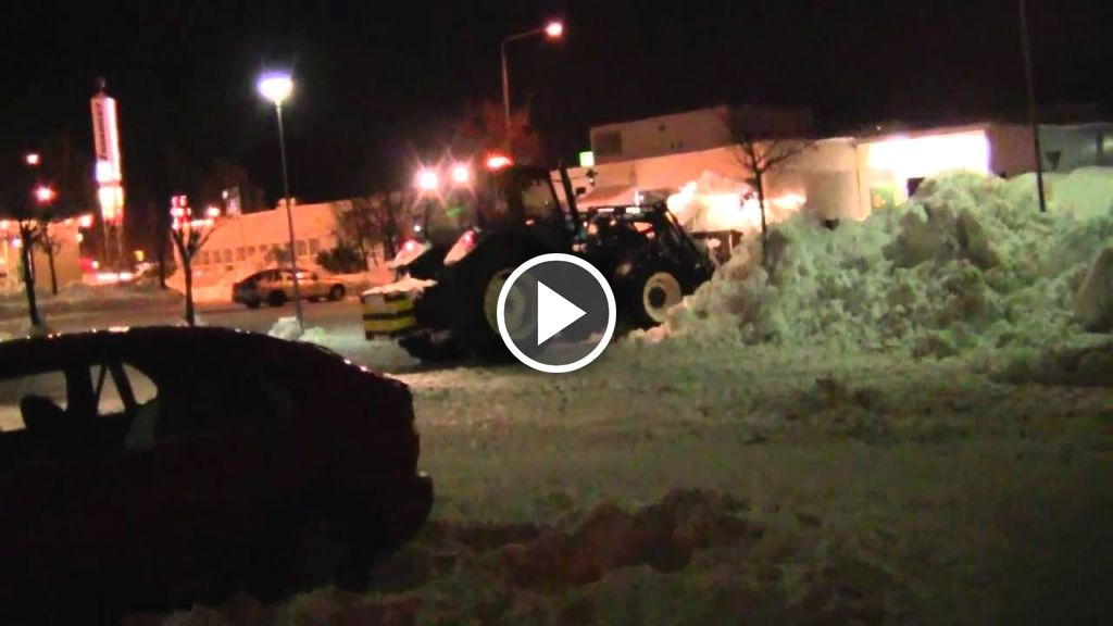 Video New Holland 8160