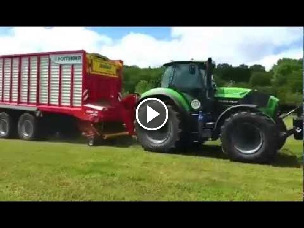 Video Deutz-Fahr Agrotron TTV 7210
