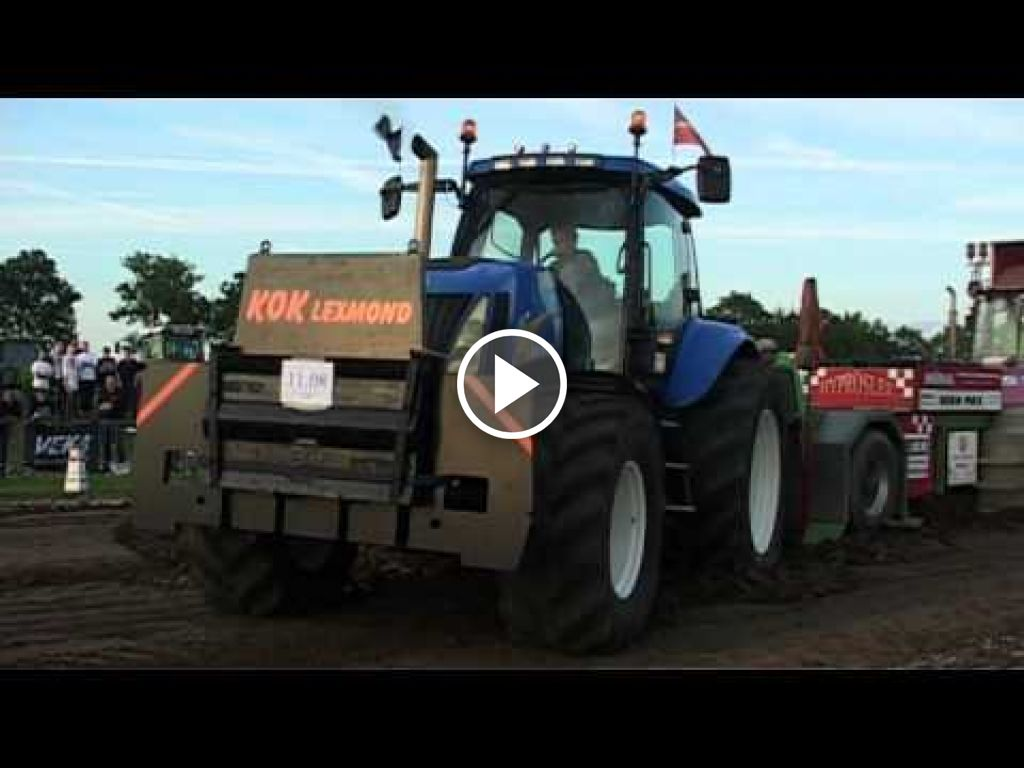 Video New Holland TG 230