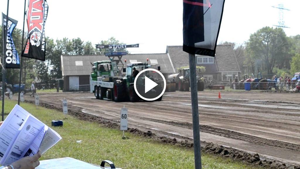 Wideo Fendt 509 C