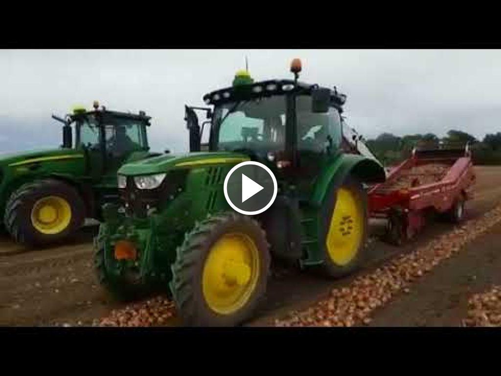 Wideo John Deere 7830