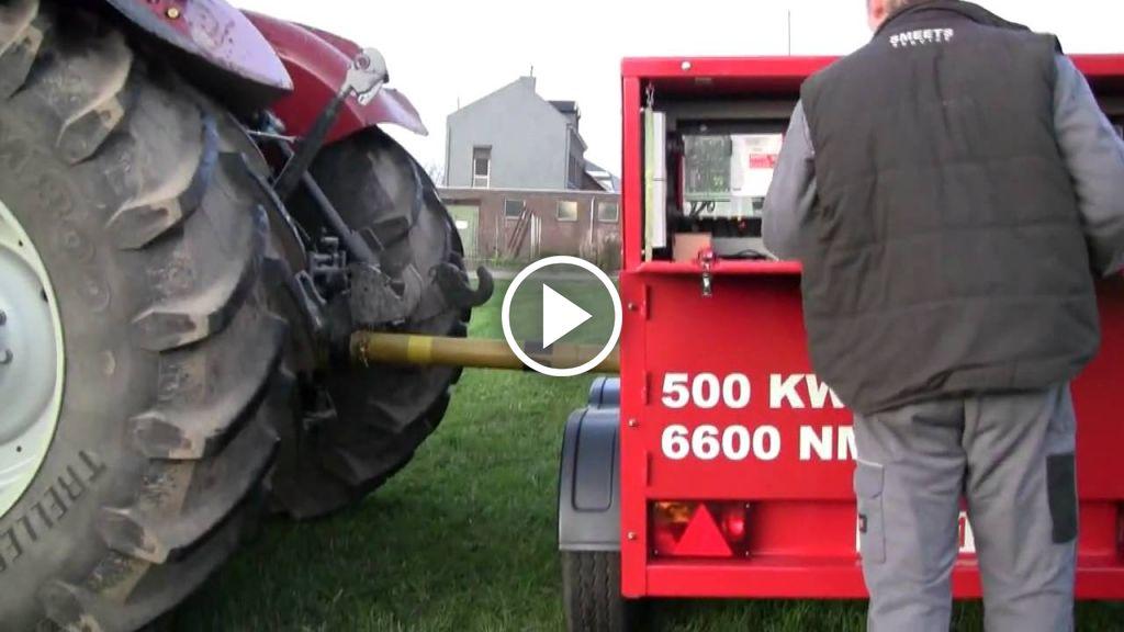 Video Case IH Puma 225