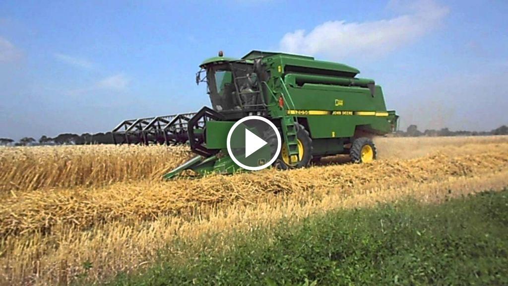 Video John Deere 2056
