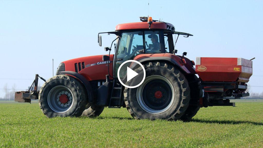 Wideo Case IH CVX 160