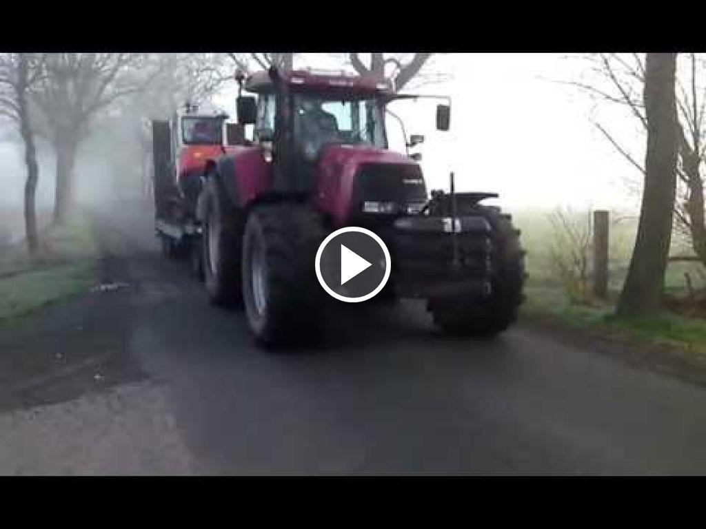 Wideo Case IH CVX 150