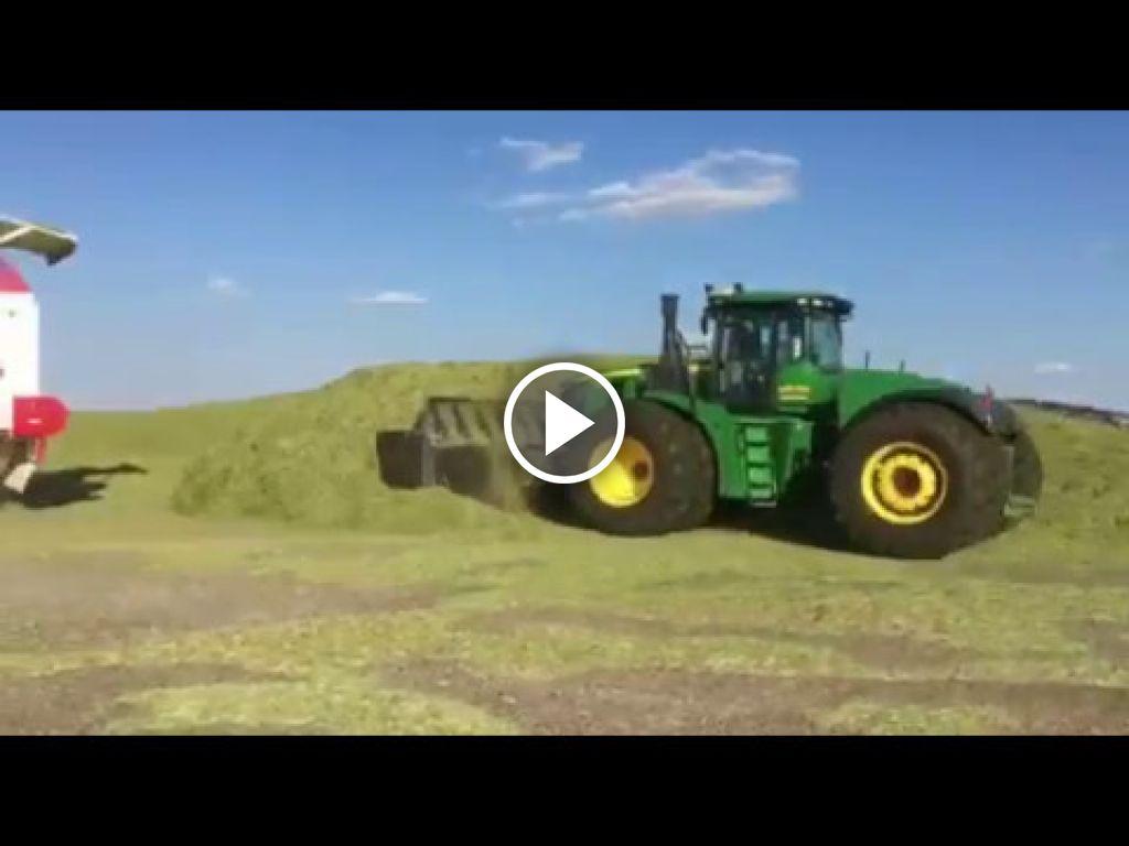 Wideo John Deere 9620