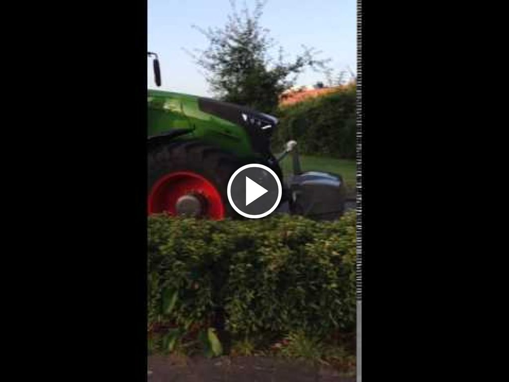 Video Fendt 1050
