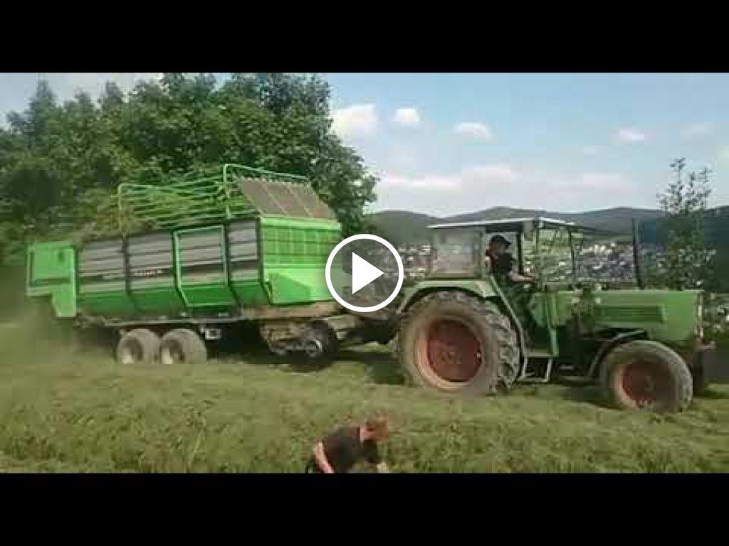 Video Fendt Farmer 105 LS Turbomatik
