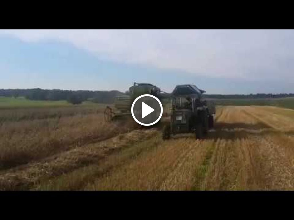 Video Claas Cosmos