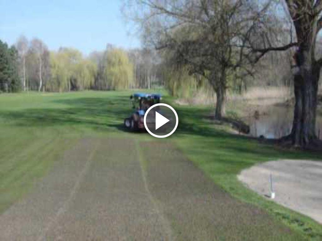 Video New Holland Boomer 3045