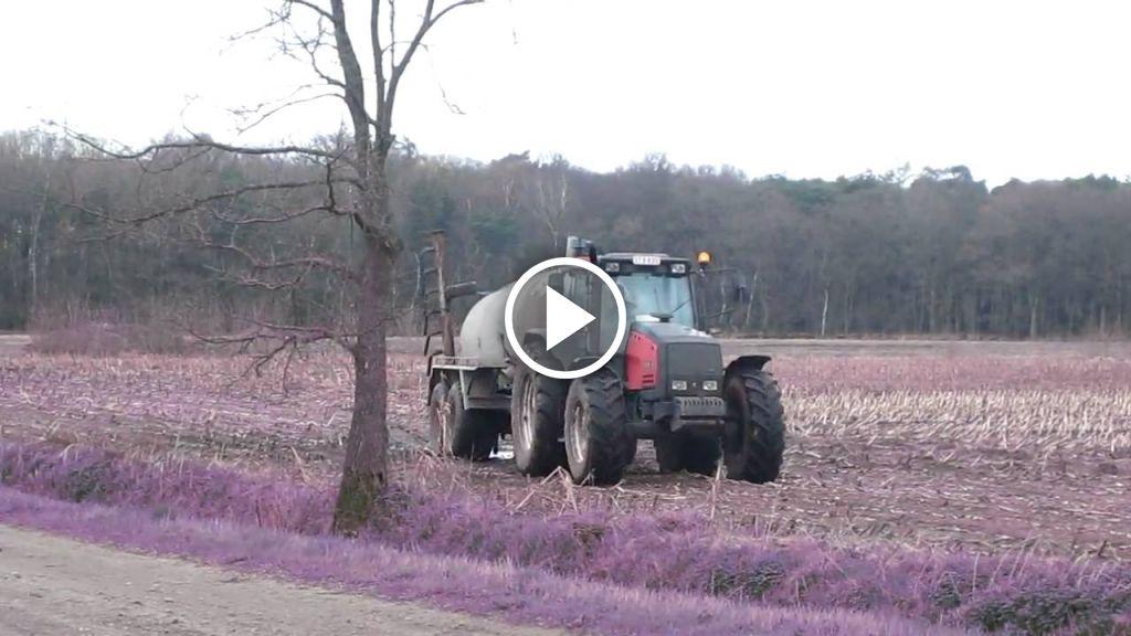 Video Valtra 8450