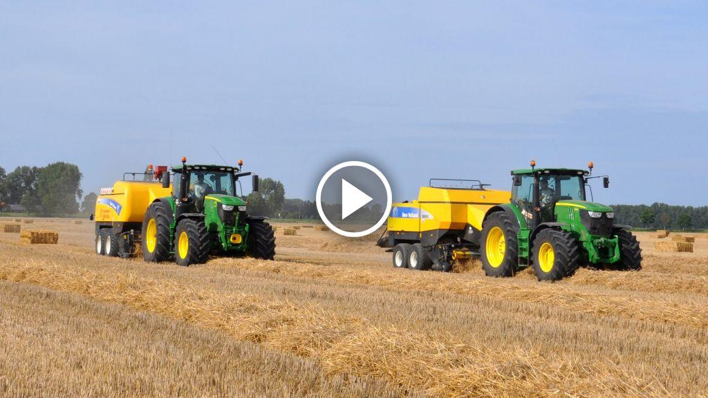Video John Deere 6R serie
