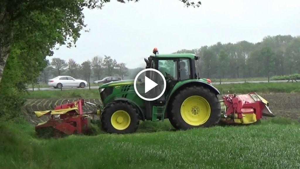 Video John Deere 6115R