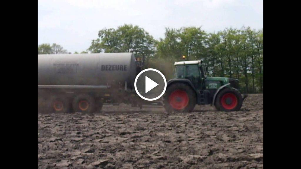 Video Fendt 924