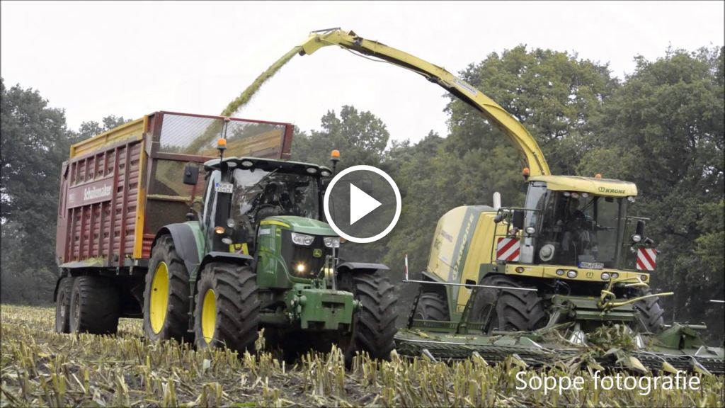 Video Claas Hakselaar