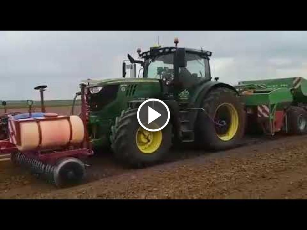 Video John Deere 6175R