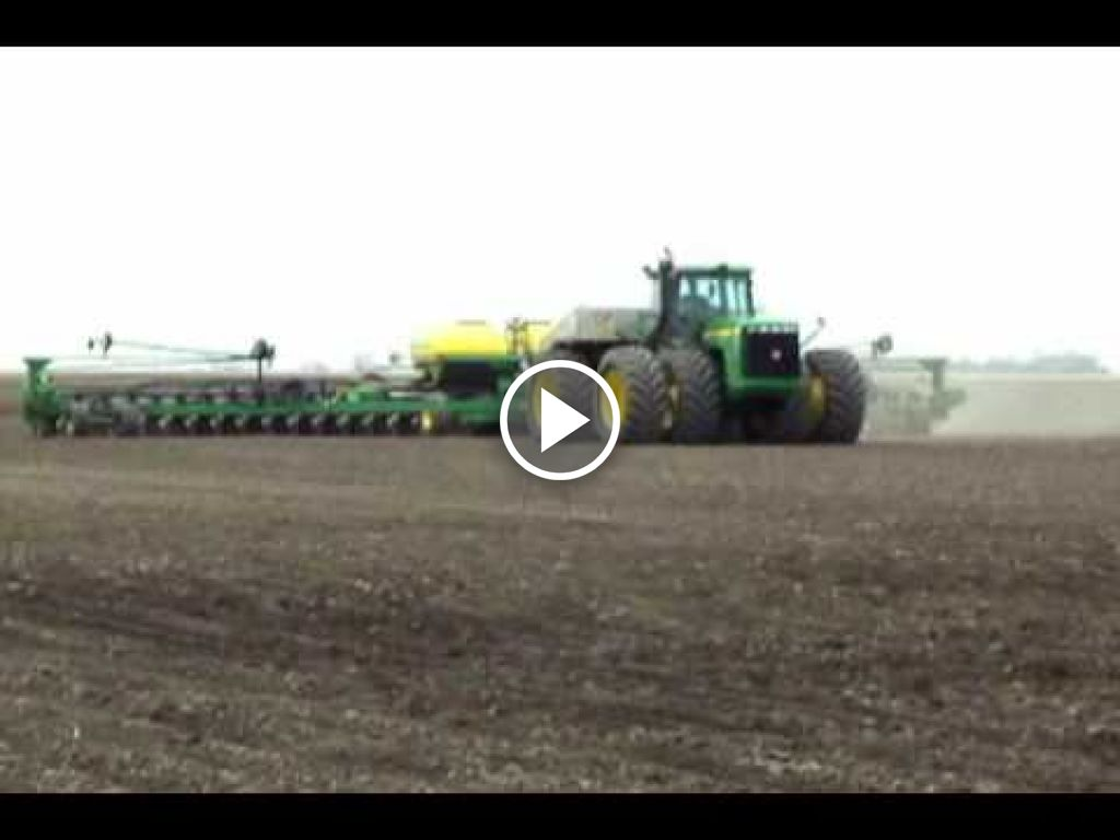 Wideo John Deere 9400