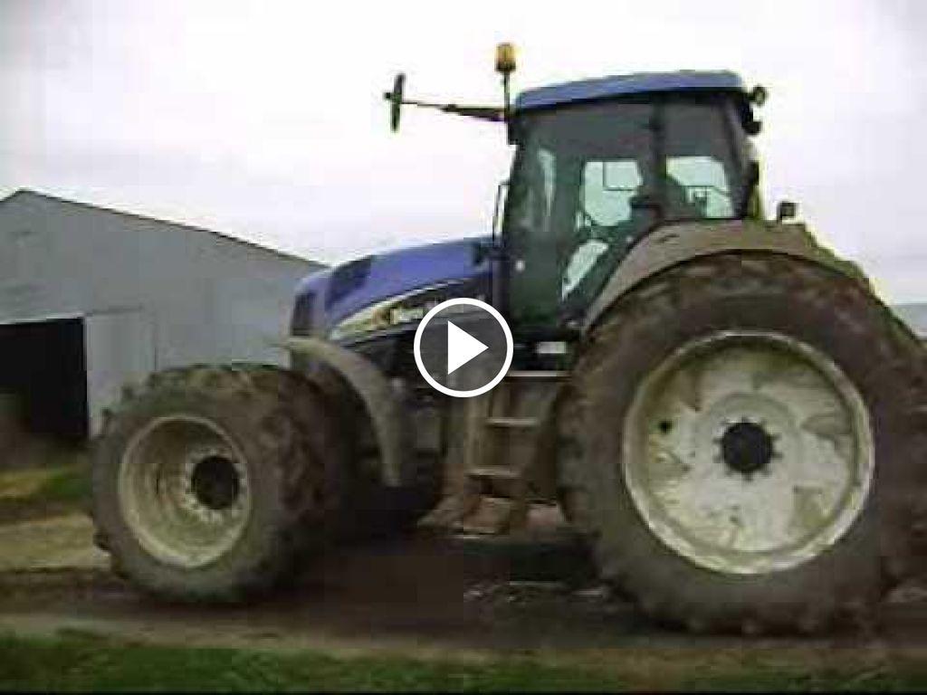 Видео New Holland TG