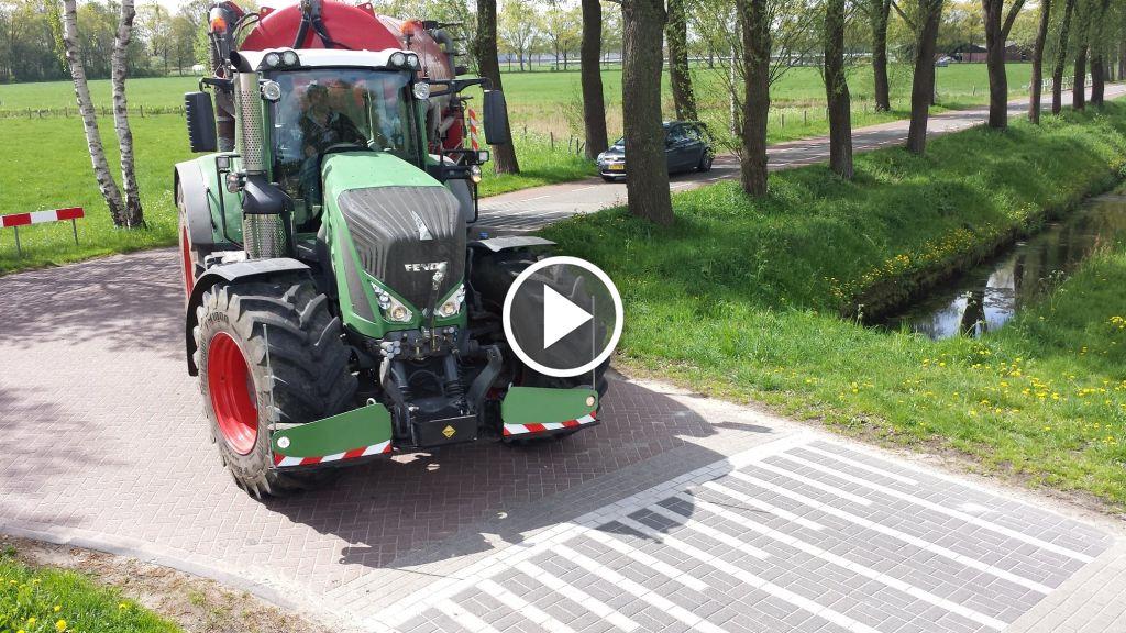 Wideo Fendt 930