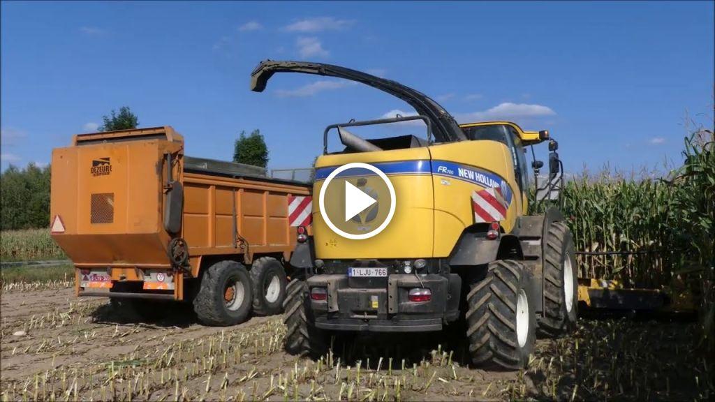 Video New Holland FR 700