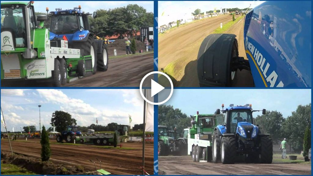 Video New Holland T 8.390