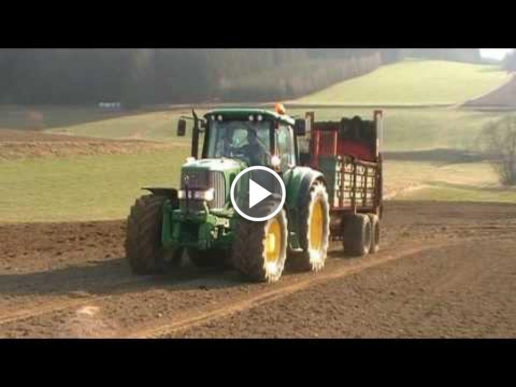 Wideo John Deere 6620