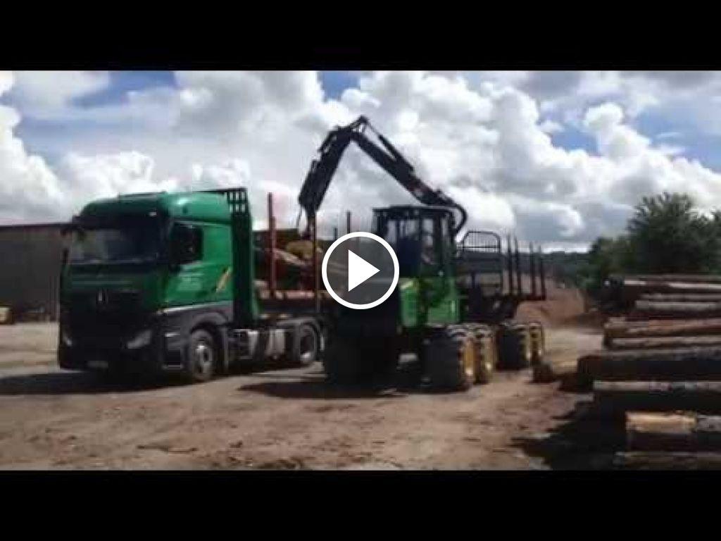 Video John Deere 1010