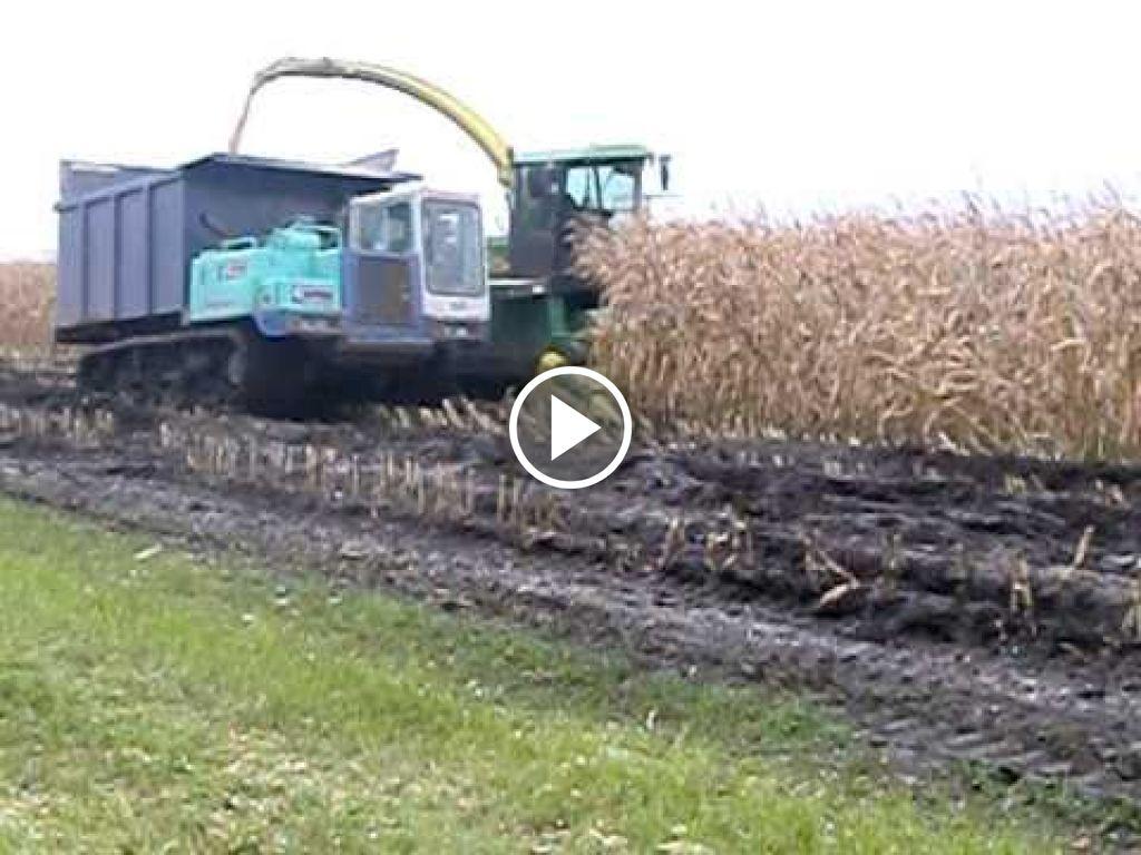 Wideo John Deere 6750