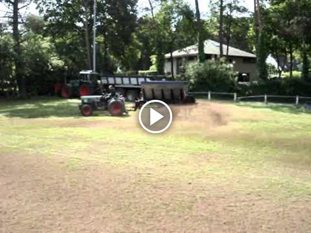 Wideo Fendt 270 V