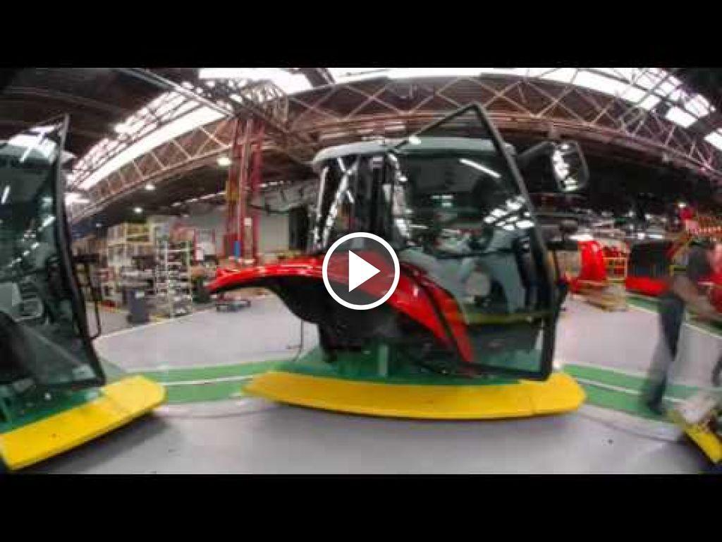 Vidéo Massey Ferguson Fabriek