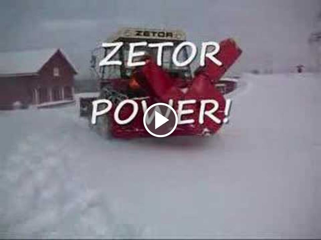 Video Zetor 7211