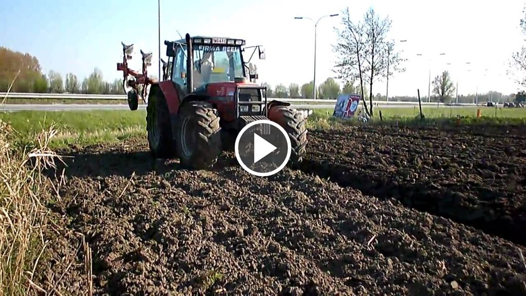 Video Massey Ferguson 6180