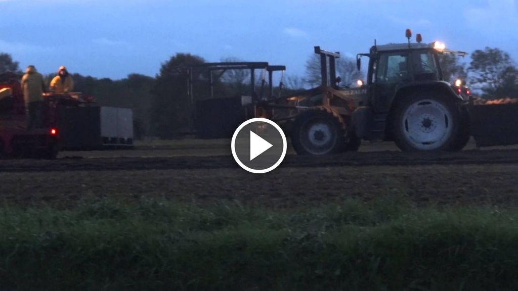 Wideo Fendt 711