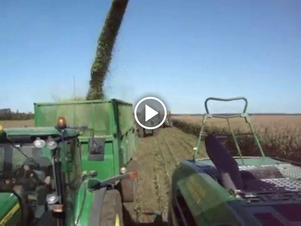 Wideo John Deere 7950i