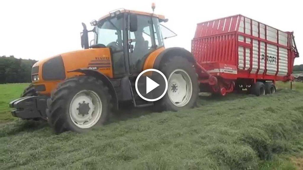 Vidéo Renault Ares 620 RZ