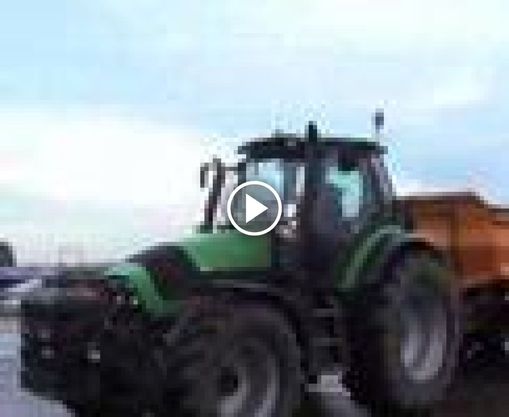 Video Deutz-Fahr Agrotron TTV 1160