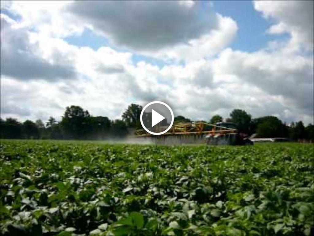 Vidéo Massey Ferguson 6470 Dyna-6