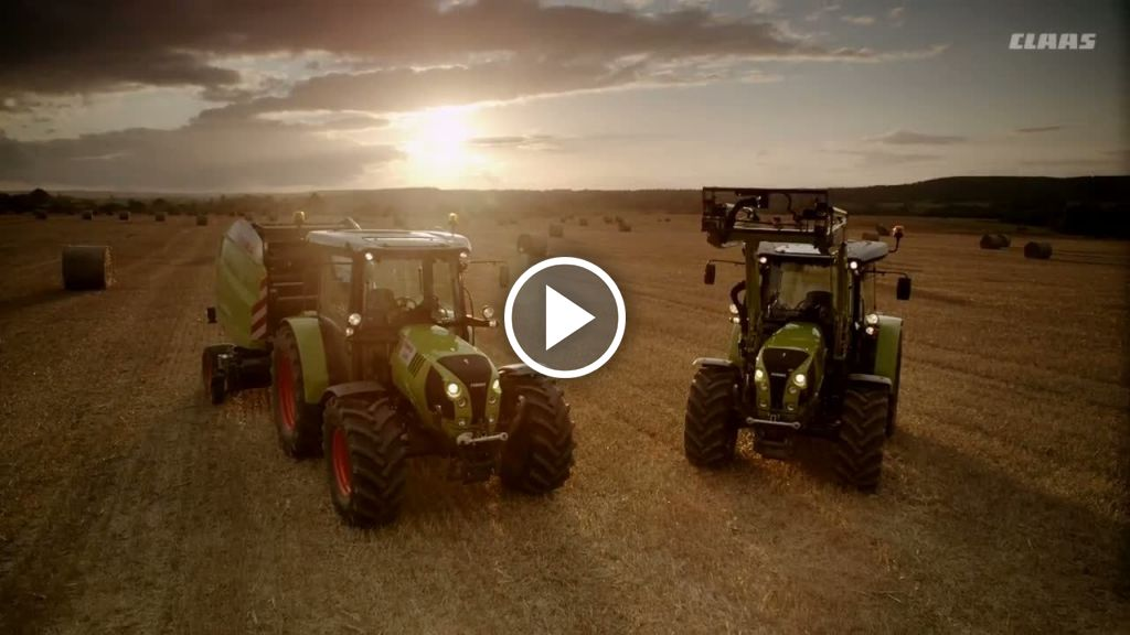 Video Claas Atos