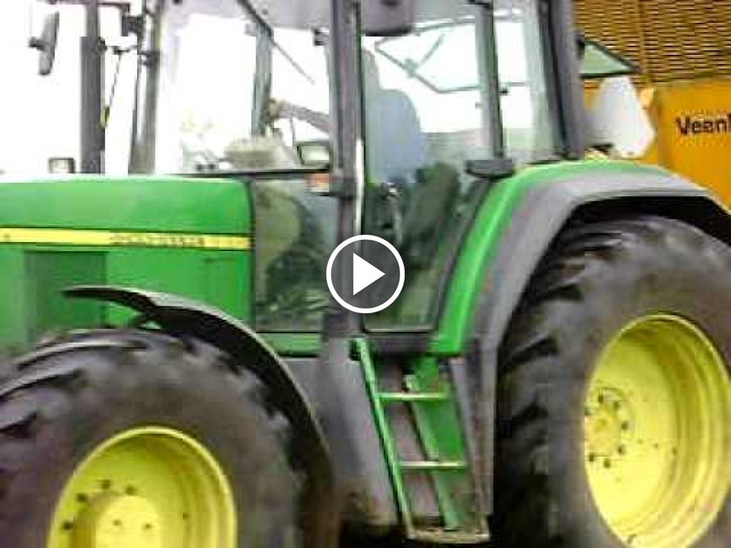 Wideo John Deere 6910