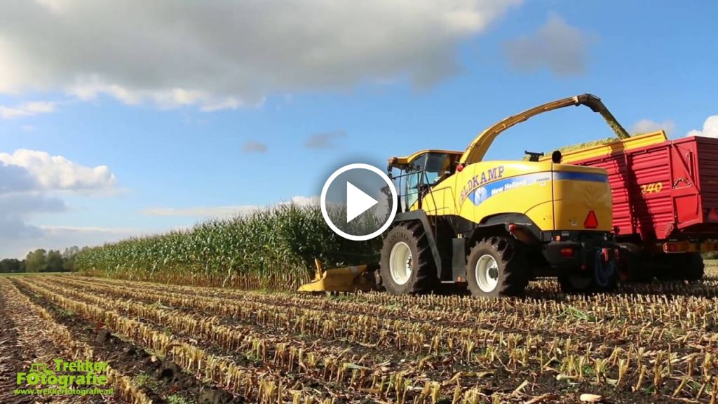 Video New Holland FR 9080