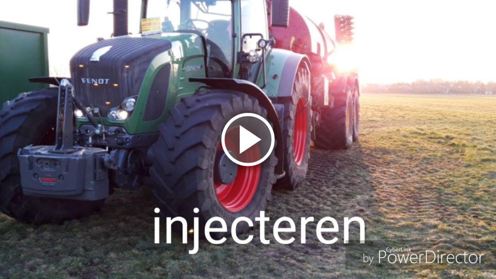 Wideo Fendt 933