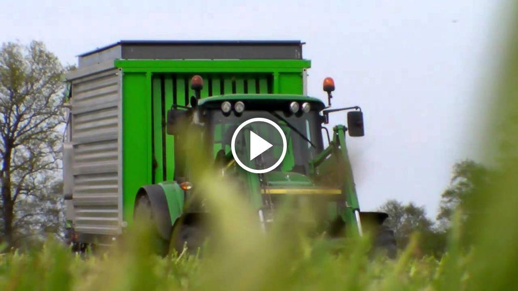 Wideo John Deere 6430 Premium
