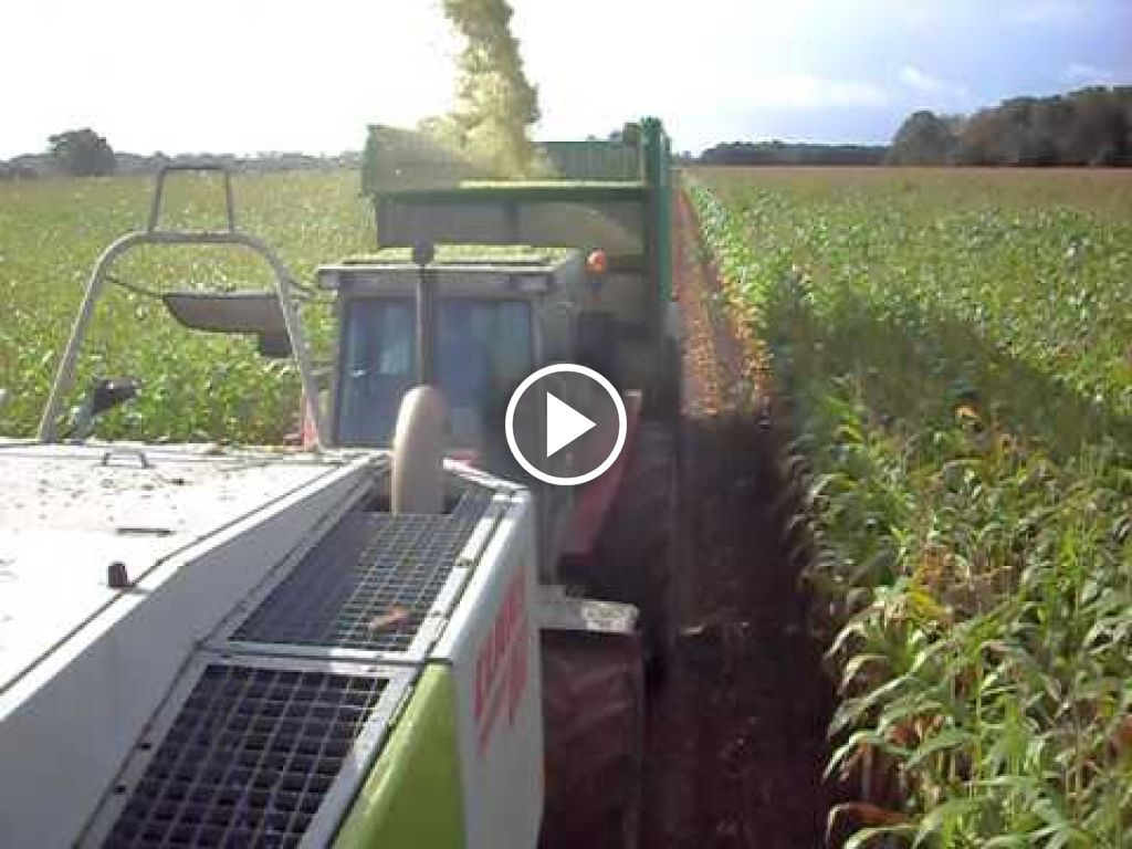 Vidéo Massey Ferguson 3680