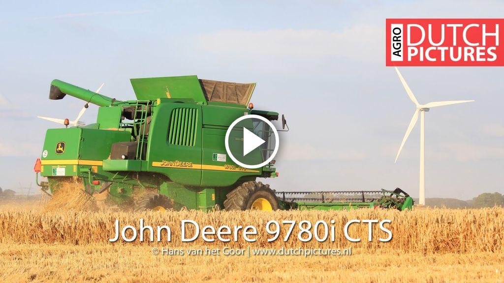 Video John Deere 9780 CTS