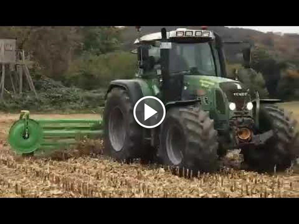 Video Fendt 820