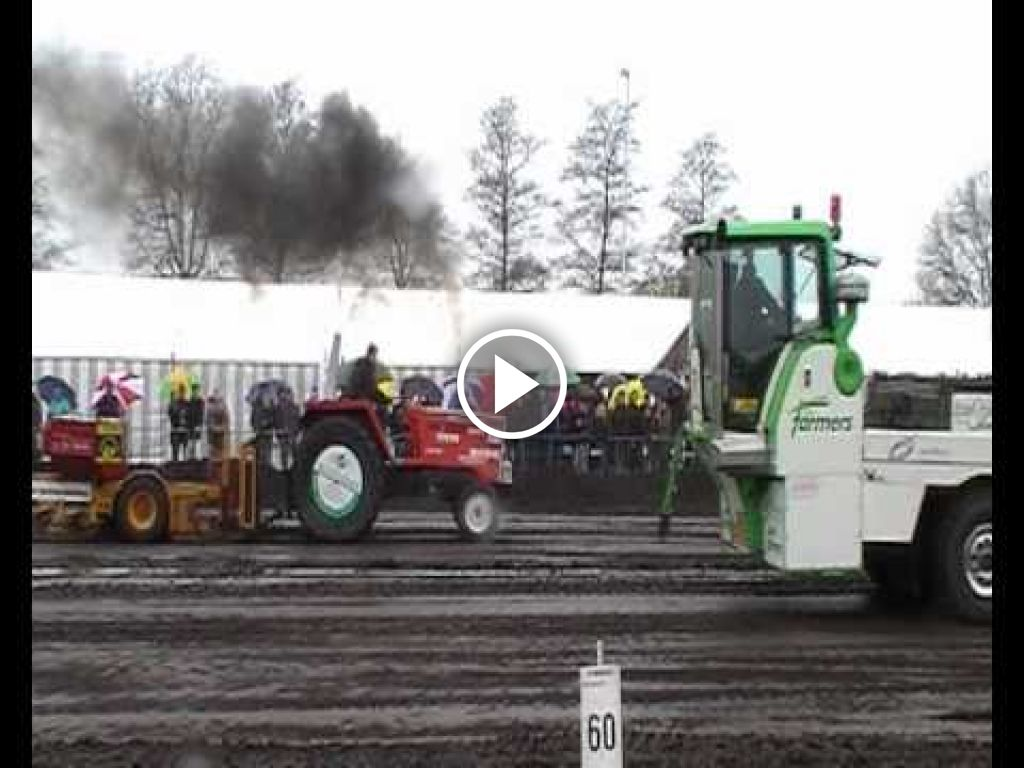 Video Steyr Tractorpulling