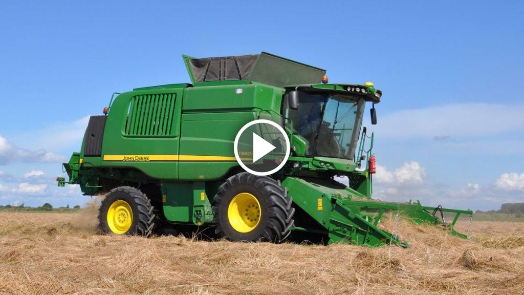 Video John Deere T 660i