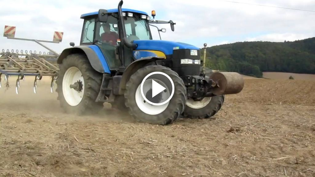 Video New Holland TM 175
