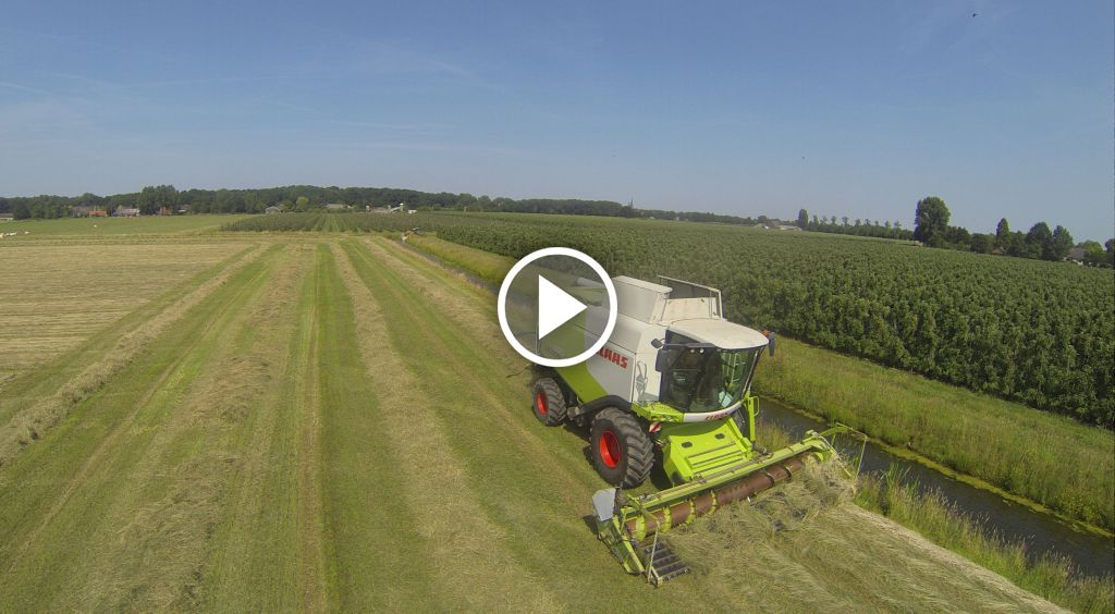 Video Claas Lexion 650